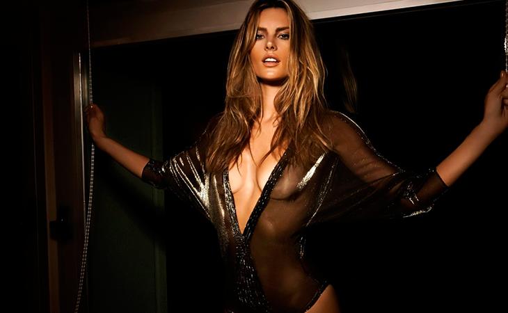 Lució Su Un Cuerpo Despampanante Bikini Alessandra Ambrosio En derxBoC